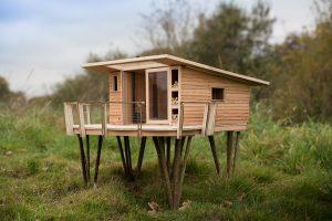 New Leaf Treehouse model 168